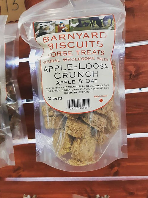 Apple-loosa Crunch