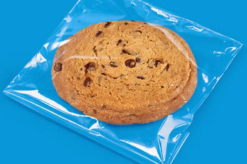 Cellophane cookie bags