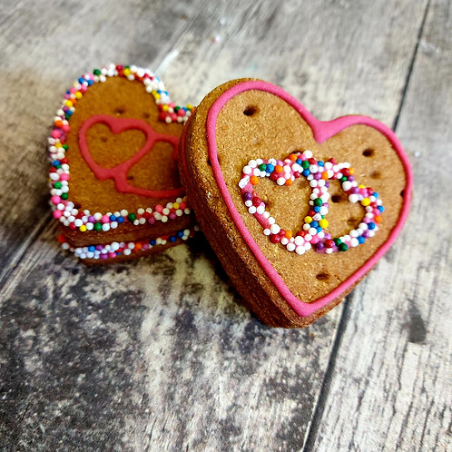 """""""Imperial"""" Valentines Hearts"""