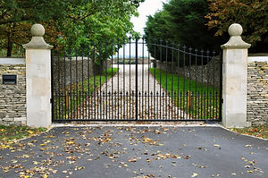 Gates and Drive of a Country Estate.jpg