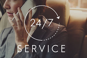 Customer Service 24 hours 7 Days Support