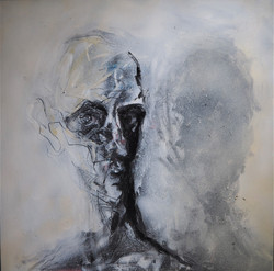 Portrait [of self]