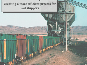 Case Study: Rail Shippers
