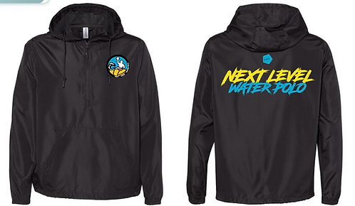 Next Level x ZUMO 1/4 Zip Windbreaker
