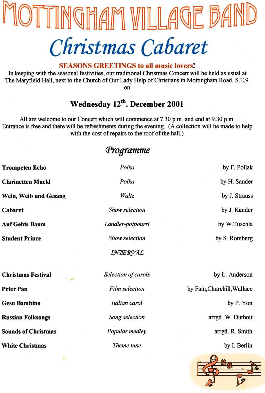 2001 Christmas flier.jpg