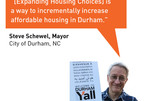 Durham Leads the Way for Housing Choice and Zoning Reform