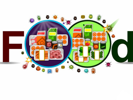 Reducing food waste with antimicrobial packaging
