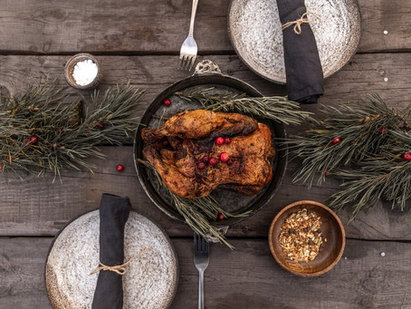 What to do with Turkey Leftovers