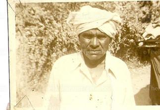 Anand's father, Bapurao Kisna Teltumbde