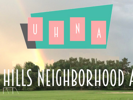 Neighborhood Newsletter