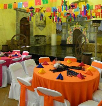 Fiestas tematicas en la Ciudad de México