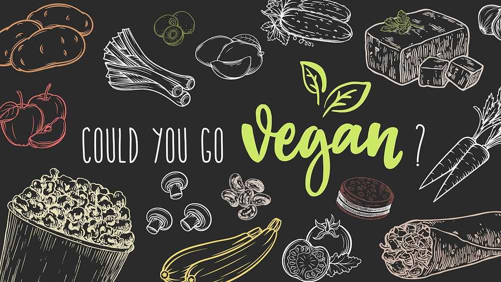 could you go vegan