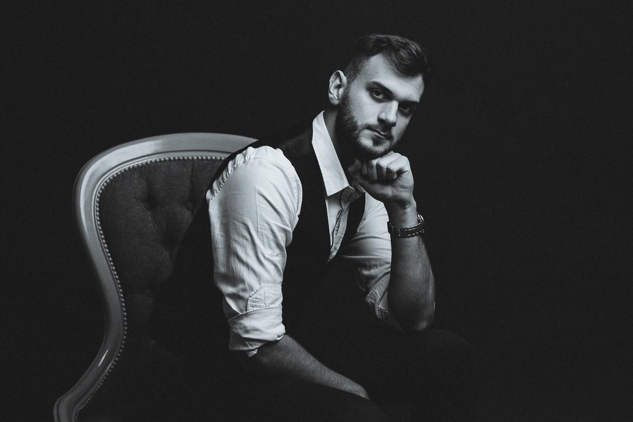 portré fotózás Tamás