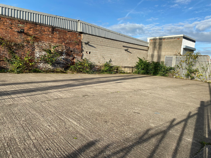 Yard to Rent Wirral
