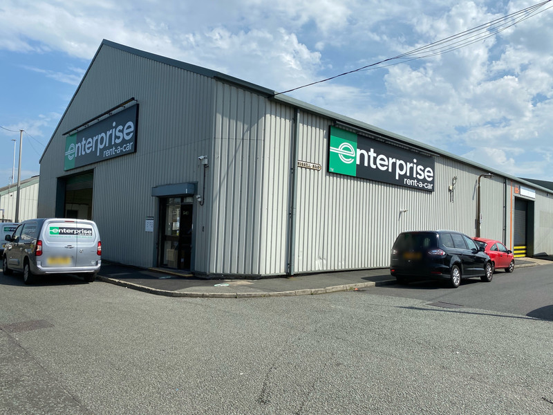 Commercial Unit to Rent Wirral
