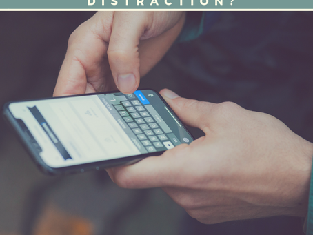 What REALLY keeps employees distracted