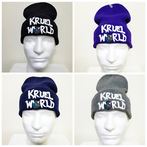 Kruel World Beanies