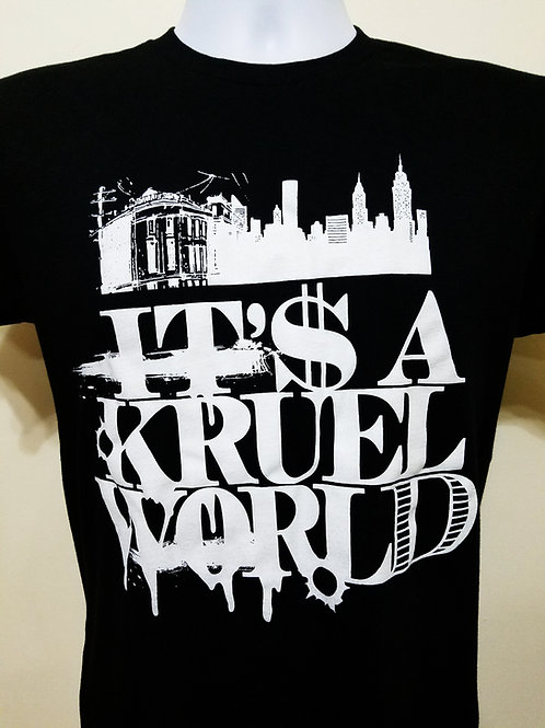 "Kruel World ""Rags To Riches"" T Shirt"