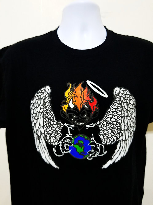 "Kruel World ""Devil Was An Angel"" T Shirt"
