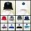 Thumbnail: Kruel World Globe Dad Hats