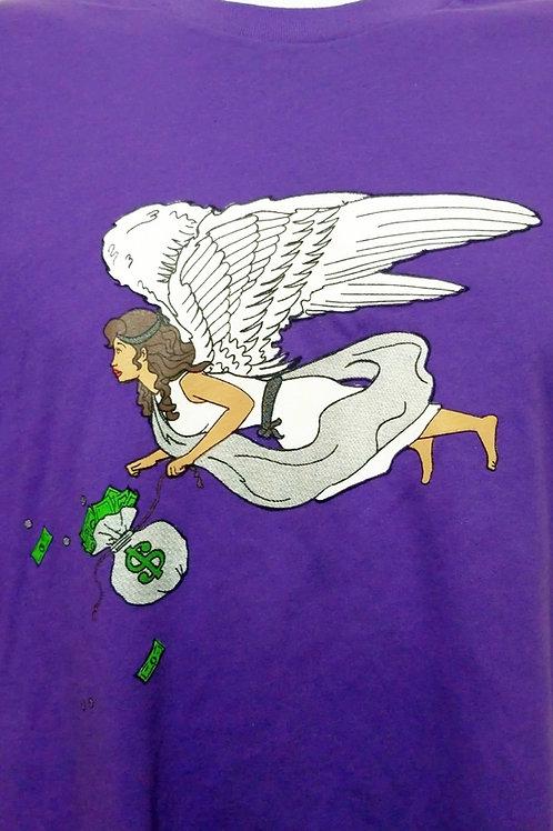 "Kruel World ""Money Saint"" T Shirt"