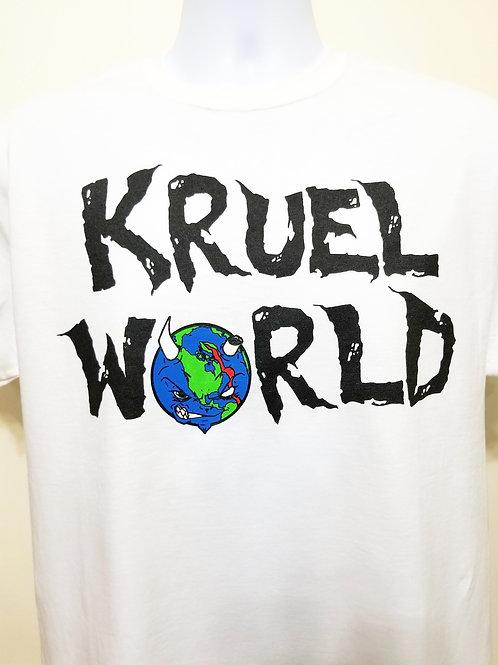 Kruel World T Shirt