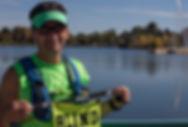 Blind Athlete, Running Movie, Jason Romero