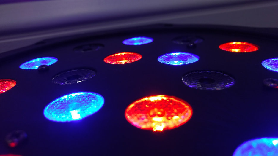Luzes de discoteca