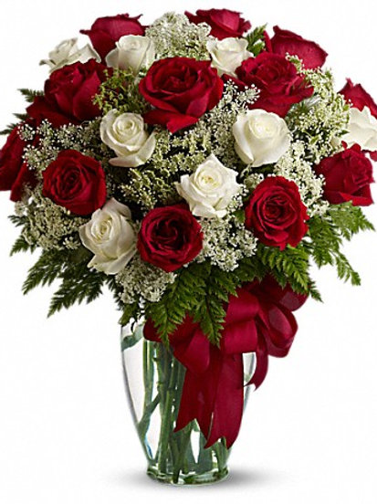 Love is Divine - Long-Stemmed Roses