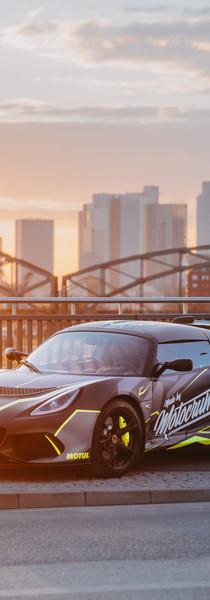 Lotus Sportwagen Fotografie