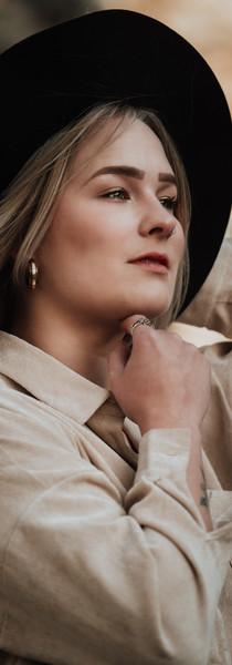 Model Portrait Fotografie
