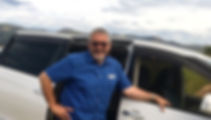Bespoke Tours, NZ South Island, large private vehicle