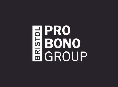 Launch of Bristol Pro Bono Group website!