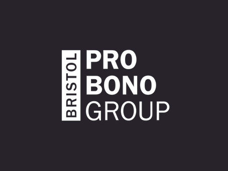Launch of Bristol Pro Bono Group website!