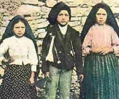 The Apparitions of Fatima