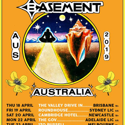 The Story So Far & Basement Announce April 2019 Australian Tour