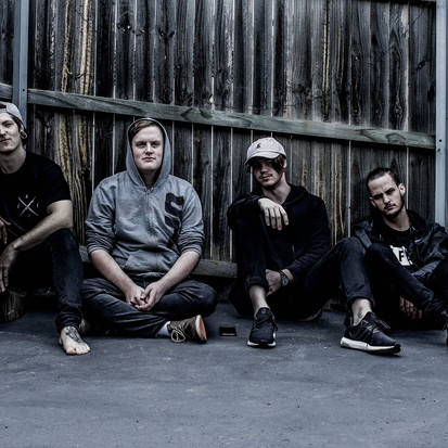 Our Anchored Hearts // BEHIND THE BAND