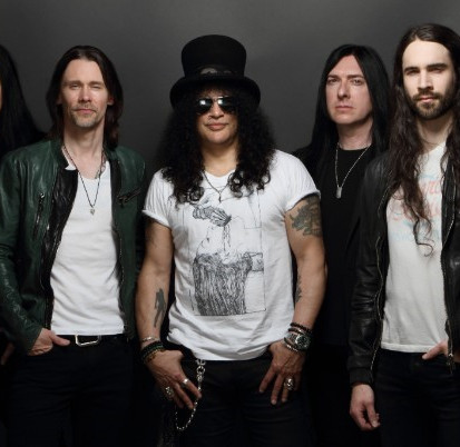 Slash 2019 Tour Australia & New Zealand