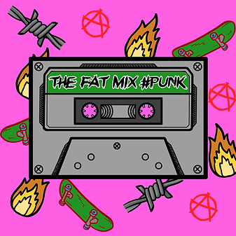 Behind The Scene Official - THE FAT MIX