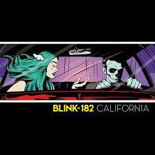 Blink-182 // California (Deluxe)