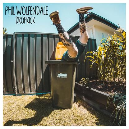 Phil Wolfendale // Dropkick [EP Review]