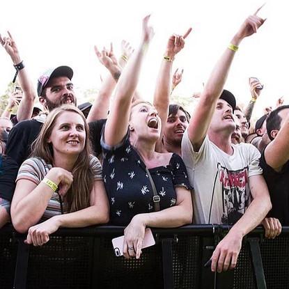 GOOD THINGS FESTIVAL lineup announcement! ADTR, Simple Plan, Parkway Drive, Violent Soho + Way More