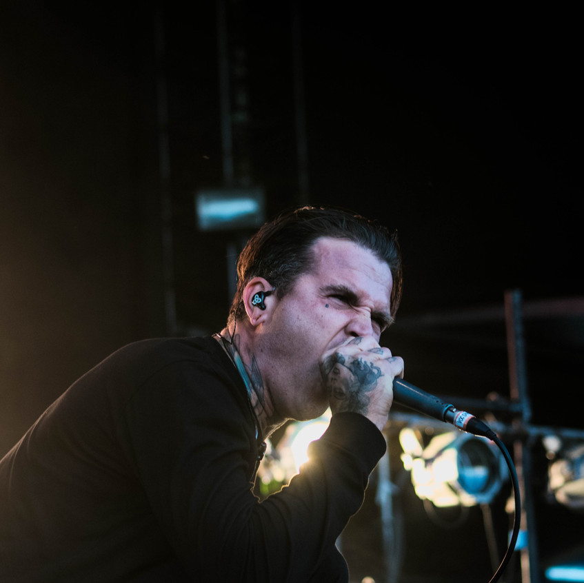 The Amity Affliction  (12)