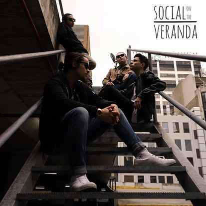 Social On The Veranda // Run Around