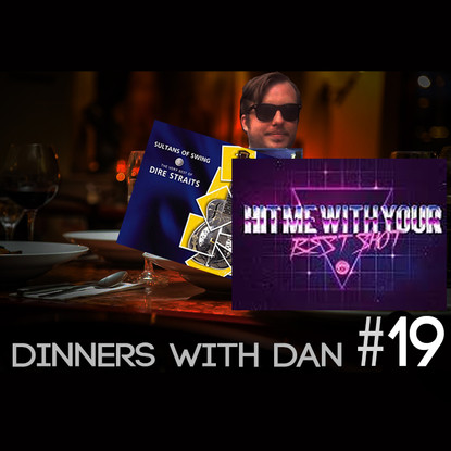 Dinners With Dan #19 - Cover It Up