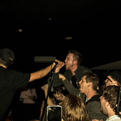 Movements X Eat Your Heart Out X Ambleside X Whatever, Forever @ Hamilton Hotel [GIG REPORT]