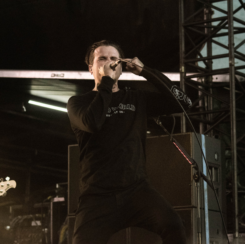 The Amity Affliction  (9)