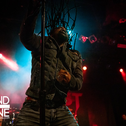 Sevendust X RedHook X Reliqa @ The Metro Theater [GIG REPORT]
