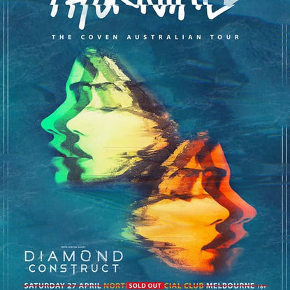Thornhill X Diamond Construct X Apate X Vitals @ Black Bear Lodge [GIG REPORT]