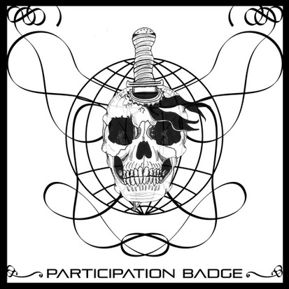Broken Earth // Participation Badge [Single Review]